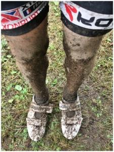 Muddy Legs @ XTERRA FRANCE 2016