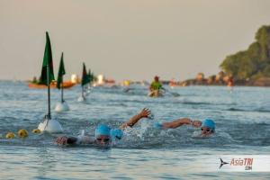 IM Malaysia swim