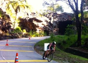 IM Malaysia bike Cedric Lassonde