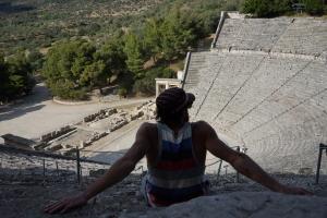 Epidauro theatre