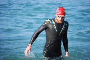 xterra Greece - swim
