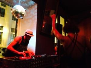 Cedric Woo @ Lounge in Lisbon