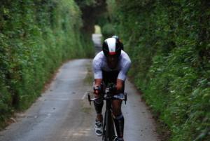 Cedric Lassonde @ Ironman Wales